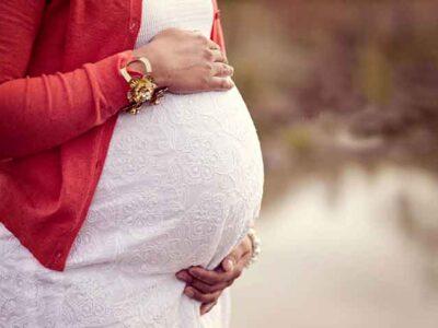 ماساژ بارداری